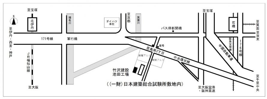 池田工場マップ