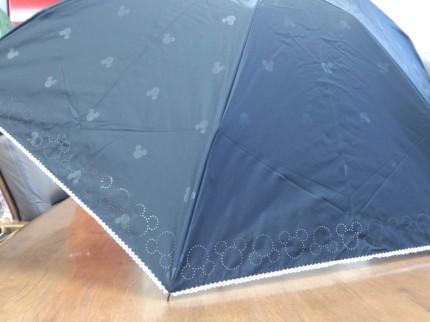 ミッキー日傘