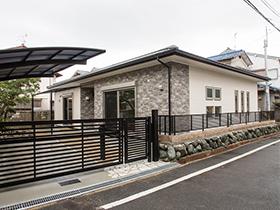 2階建てを減築して平屋にリノベーション(茨木市・N様邸)