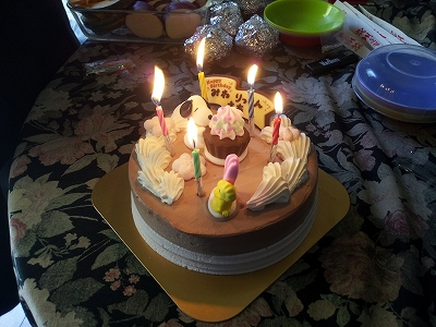 サーティーワンのアイスケーキ